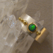 silberring mit Opal